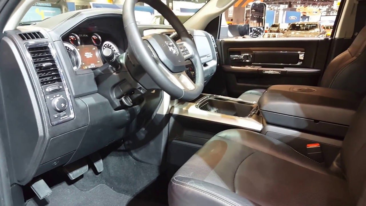 2016 Dodge Ram 2500 Laramie Interior Walkaround Price ...
