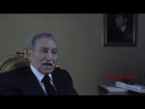 President Mubarak reflects on the October 1973 war on its 46th anniversary.