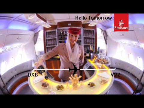 Flight Report | Emirates | Airbus A380 | Dubai - Toronto | B