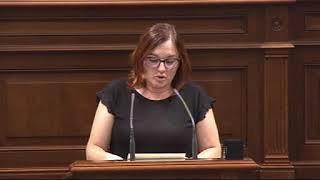 Nati Arnaiz (Podemos) sobre la situación en Venezuela.