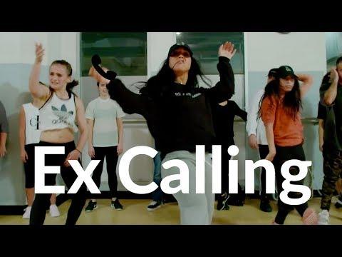 Ex Calling- @6lack Dance Video | Dana Alexa Choreography