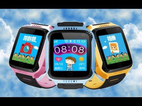 Подробный обзор детских GPS часов Smart Baby Watch GPS Q528. Настройка  приложения SeTracker 2 .