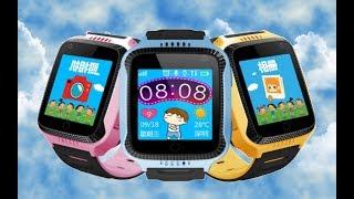 Докладний огляд дитячих GPS годин Smart Baby Watch GPS Q528. Налаштування програми SeTracker 2 .