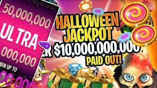 Governor of Poker 3 Jackpot 205 M - 150 Hallowen Chest