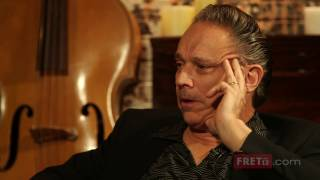 FRET12 Artist Connect Blues Style with Dave Specter and Jimmie Vaughan