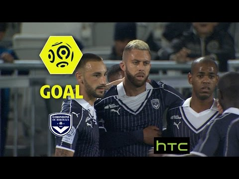 Goal Jérémy MENEZ (55') / Girondins de Bordeaux - AS Nancy Lorraine (1-1)/ 2016-17