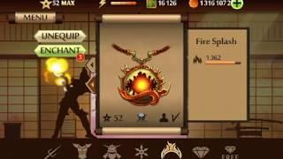magic in shadow fight 2 all magic (1-52) level New Powerful Magic  2017