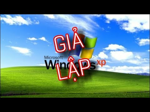XP Mod – Giải lập Windows XP trên Android | How to get Windows XP on your phone free no root !