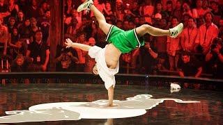 Танцы БРЕЙК. Батл по брейк дансу (Power Move)(Танцы breaking. Крутые парни устроили батл по брейк дансу или брейкингу. Марокко. Япония. Power Move — это набор вращ..., 2016-01-16T09:30:00.000Z)