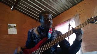Gambar cover Andrea crouch - joyous celebration_ bass cover by obrey