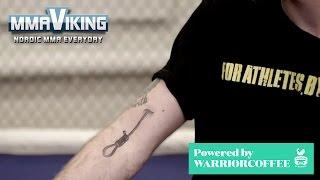 Niklas Backstrom Explains Latest Tattoo