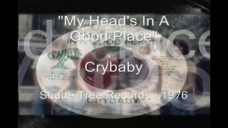 "Crybaby - ""My Head"