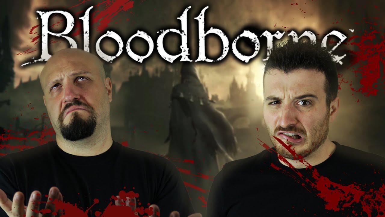 Bloodborne il bagno di sangue youtube - Bagno di sangue ...