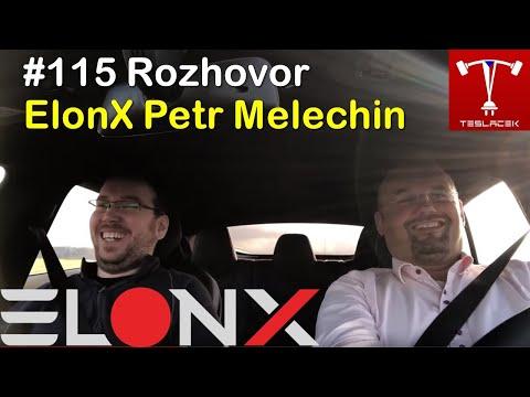 #115 Petr Melechin: ElonX | Teslacek