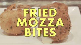 Fried Mozza Bites
