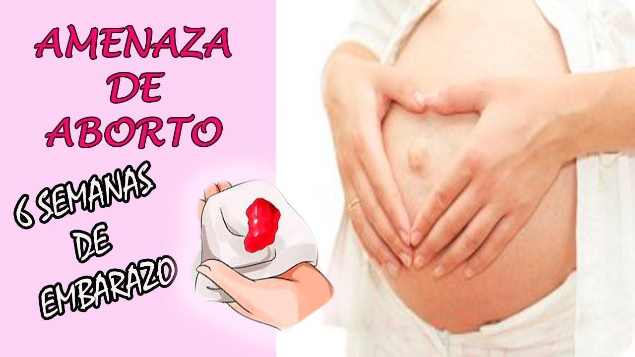 embarazo de 6 semanas