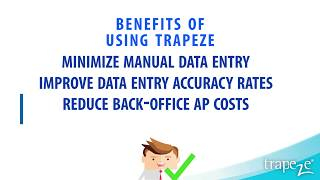 Invoice Processing Software - Trapeze AP Automation