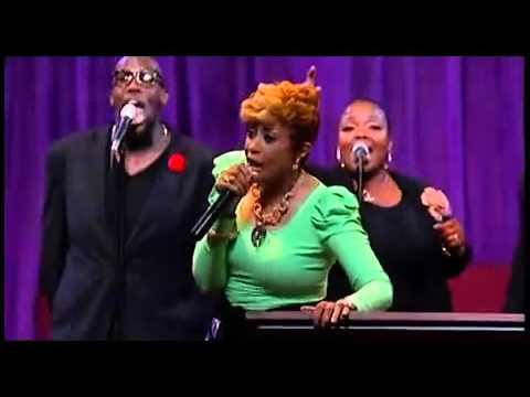Dorinda Clark Cole (He Brought Me) Praise Break