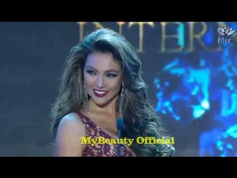 Miss Grand International 2015 Preliminary - BOLIVIA Adriana Delgadillo