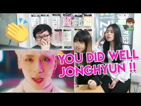 JONGHYUN 종현 '빛이 나 (Shinin')' MV Reaction [Final Masterpiece Of Jonghyun]