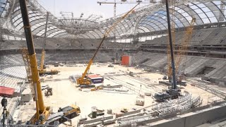 Despite economic blockade and corruption scandals, Qatar prepares for its 2022 World Cup