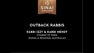 Outback Rabbis. Sinai Down Under.