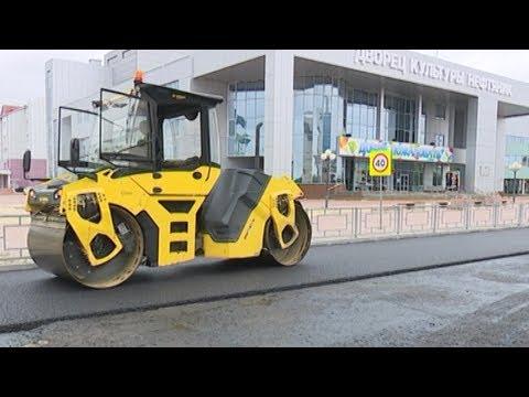 Ремонт дорог под контролем главы Губкинского 12+