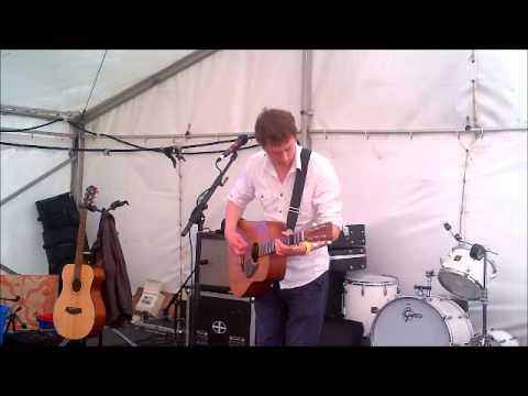 Tom Clements - 'Spiral' Wimborne Minster Folk Festival 2014