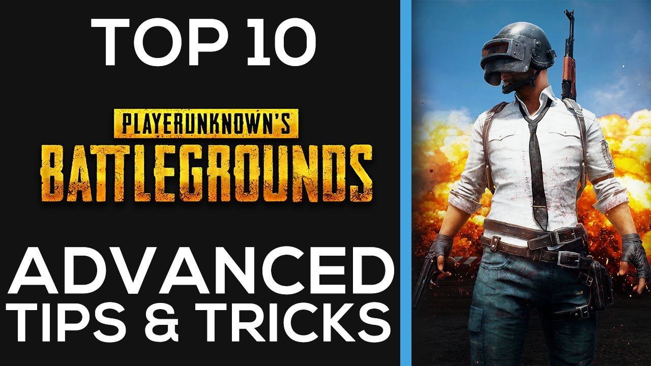 Playerunknown S Battlegrounds Maps Loot Maps Pictures: 10 Tips To Help You Win In PLAYERUNKNOWN'S BATTLEGROUNDS