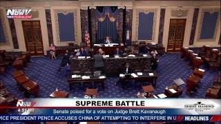 FNN: Senate to vote on Judge #Kavanaugh on Saturday, President #Trump rally in Minnesota