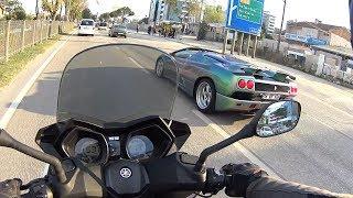 Trafikte Kamerama Takılanlar #30 | Lamborghini Diablo VT | Trafik Kazaları | Motovlog |