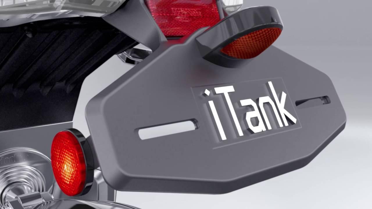itank scooter electrique nouveaut fin 2016 youtube. Black Bedroom Furniture Sets. Home Design Ideas