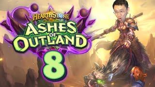 ALL REMAINING CARDS! - Ashes of Outland Review #8 | Hearthstone