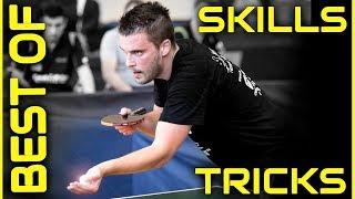 Best Of FABIEN GUIOT | Table Tennis Skills & Tricks | Training | 2018
