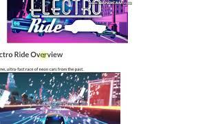 Electro Ride PC Game Free Download