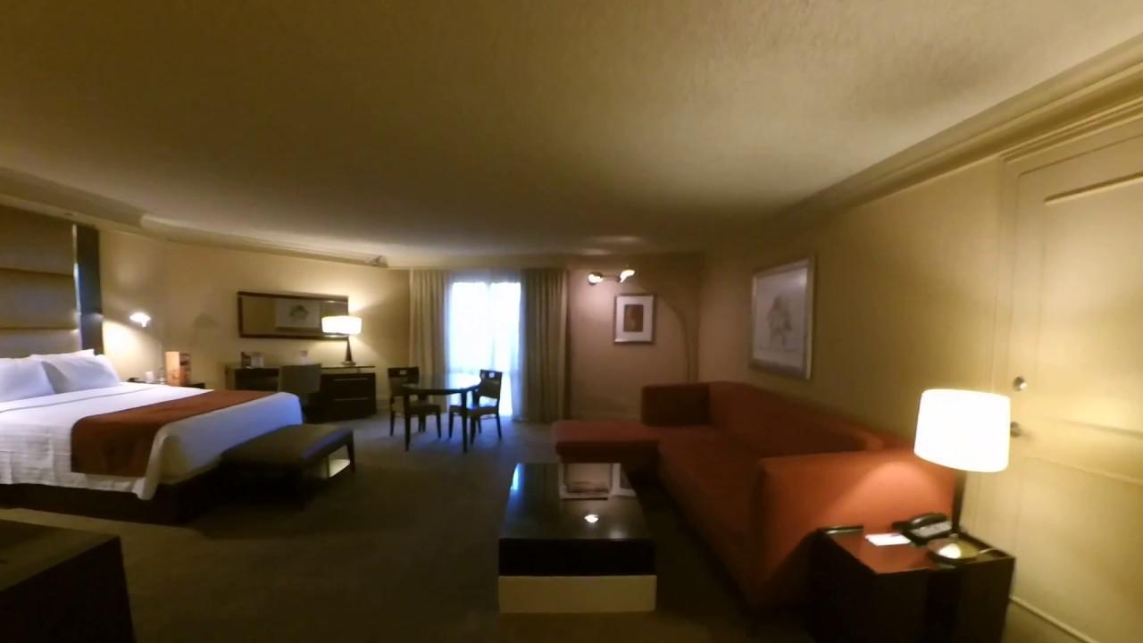 One Bedroom Tower Suite Mirage Treasure Island Tower Suite Youtube