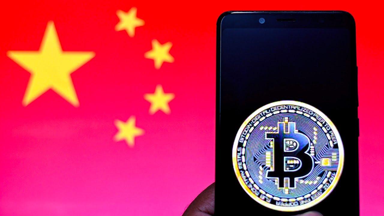 China Says All Crypto Transactions Illegal; Bitcoin Tumbles