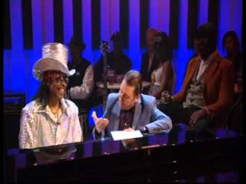 Bootsy Collins Interview on Later With Jools Holland 2011