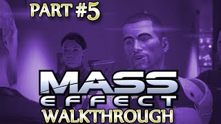 Mass Effect Walkthrough ▪ Insanity, Soldier Ⓦ Part 5: More Sidequests on the Citadel