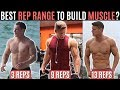 How many REPS   SETS should you do to BUILD MUSCLE    The Best Rep Range
