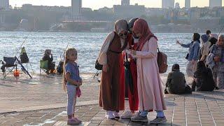 الطفلة العربية التي كانت سبباً في حب الأتراك للعرب شاهد ماذا فعلت
