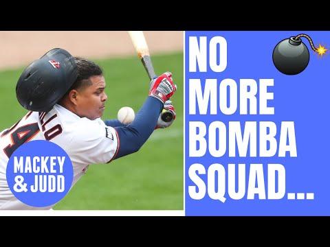 Minnesota Twins bomba squad has been defused