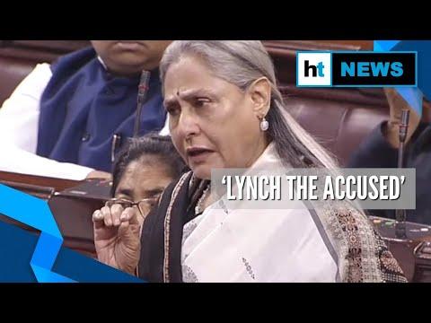 hyderabad-rape-shocker:-jaya-bachchan-says-accused-should-be-lynched