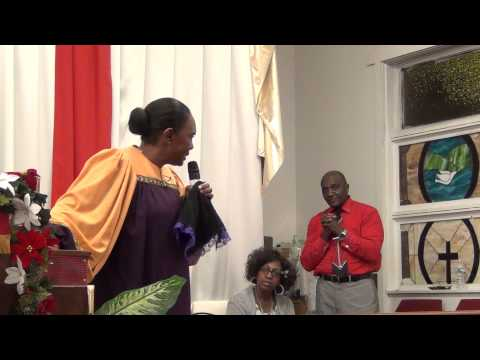 """NTCJC """"Lord, Demonstrate Your Power In Me"""" Jul 31, Conference '15 Pastor Prophetess Jessica Price"""