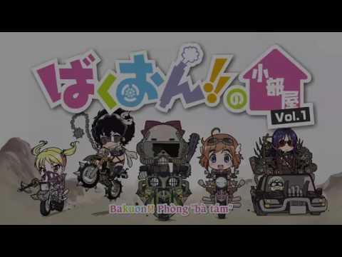 Bakuon!! Shot tập 1
