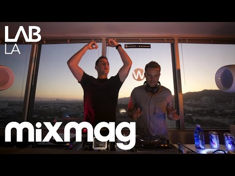 ANJUNABEATS takeover w/ ILAN BLUESTONE, JASON ROSS and GENIX in The Lab LA
