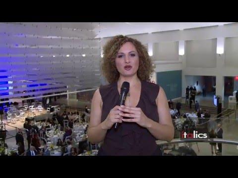 ITALICS: ILICA 2015 Gala Dinner at Queens Museum
