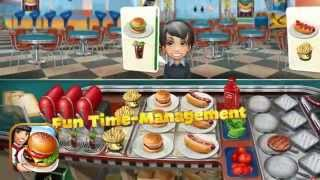 Cooking Fever — трейлер