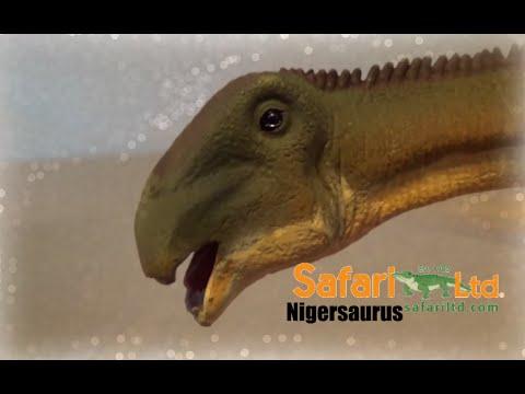 Safari Ltd. || Nigersaurus || Review