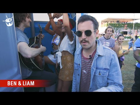 Ben & Liam's PORTALOO PARTY with Dean Lewis Mp3